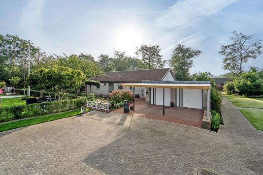 Villa på Søndermarken i Gørding - Ejendommen