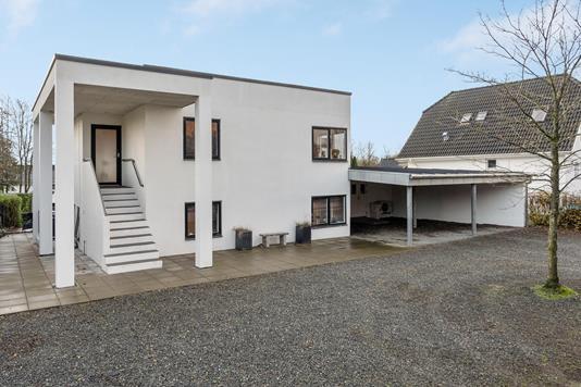 Villa på Mulvadvej i Bramming - Ejendommen