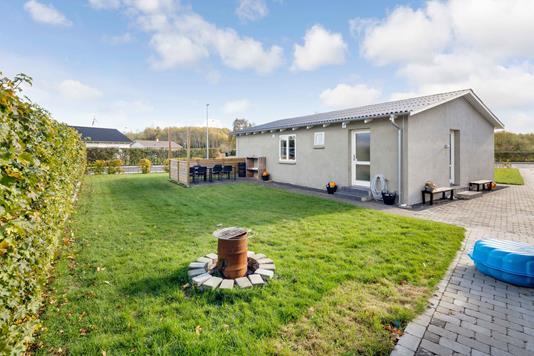 Villa på Lavendelvej i Silkeborg - Facade bolig