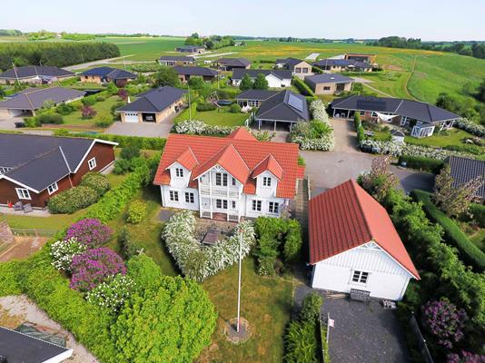Villa på Tingbakken i Gjern - Andet