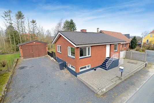 Villa på Sinding Bygade i Silkeborg - Andet