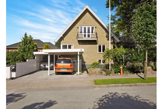 Villa på Jyllands Alle i Thisted - Andet