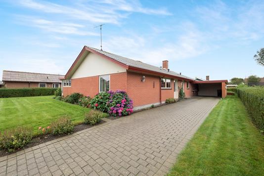 Villa på Odinsvej i Snedsted - Andet