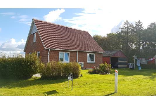 Villa på Morten Nielsens Vej i Snedsted - Andet