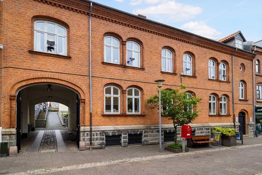 Villa på Vestergade i Thisted - Ejendom 1