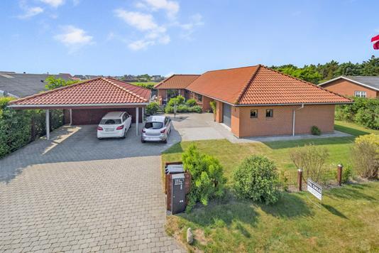 Villa på Svanholmvej i Vestervig - Andet