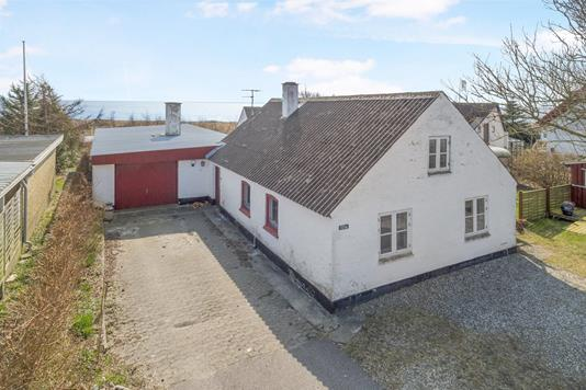 Villa på Gl. Feggesundvej i Vesløs - Andet