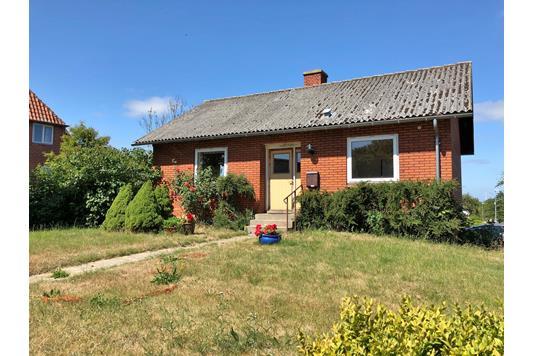 Villa på Vesløs Stationsvej i Vesløs - Andet