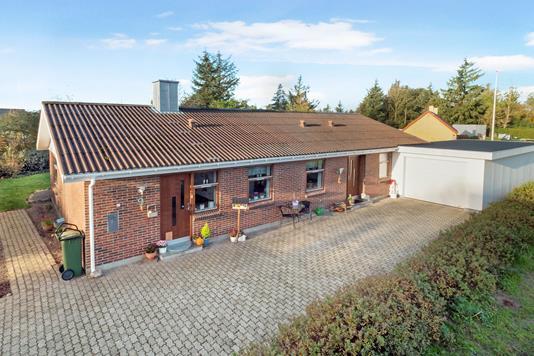 Villa på Snejstrupvej i Thisted - Ejendom 1