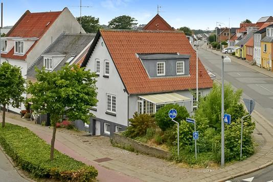 Villa på Hundborgvej i Thisted - Andet