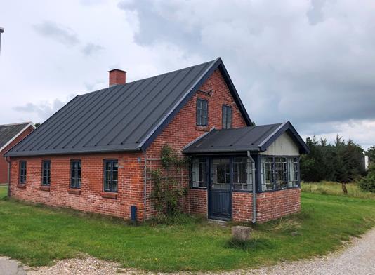 Villa på Stenbjerg Kirke Vej i Snedsted - Andet