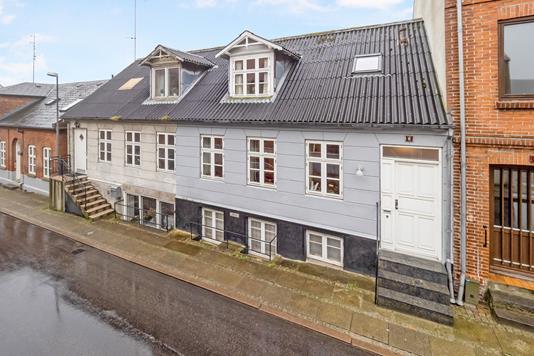 Villa på Asylgade i Thisted - Ejendom 1