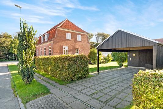 Villa på Elmegade i Thisted - Facade