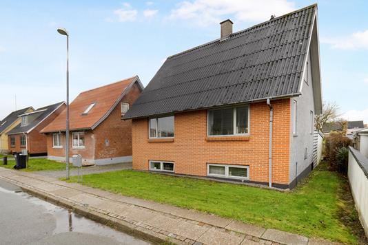 Villa på Kærvej i Snedsted - Ejendom 1