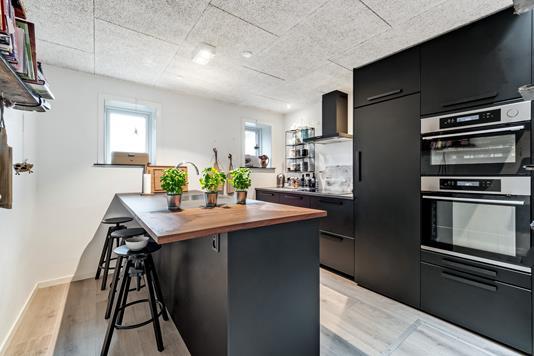Villa på Hundborgvej i Thisted - Køkken