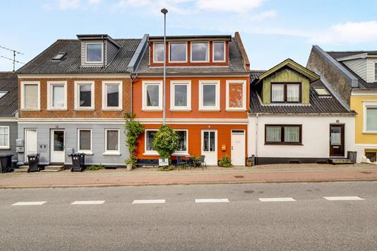 Rækkehus på Dragsbækvej i Thisted - Ejendommen