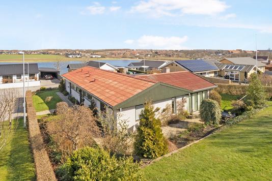 Villa på Australiavænget i Thisted - Ejendom 1