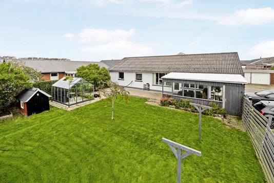 Villa på Gyvelvænget i Hanstholm - Ejendommen