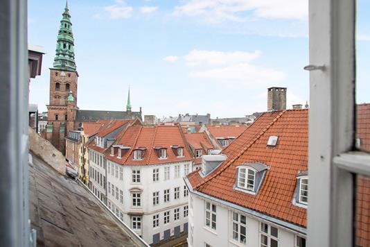 Ejerlejlighed på Boldhusgade i København K - Udsigt