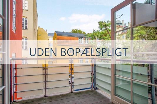 Ejerlejlighed på Nyhavn i København K - Andet
