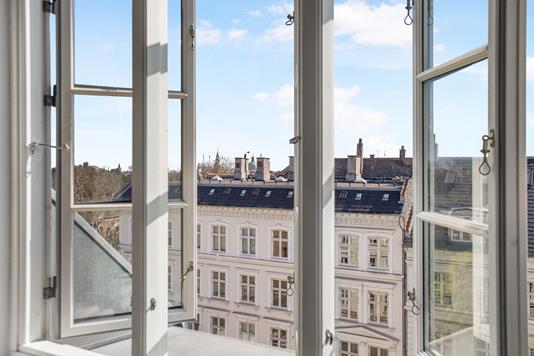 Ejerlejlighed på Nørre Farimagsgade i København K - Udsigt