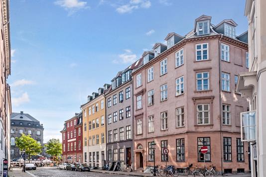 Ejerlejlighed på Boldhusgade i København K - Ejendom 1