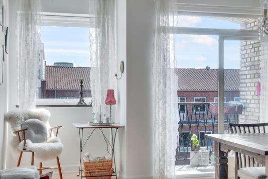 Ejerlejlighed på Dronningens Tværgade i København K - Stue