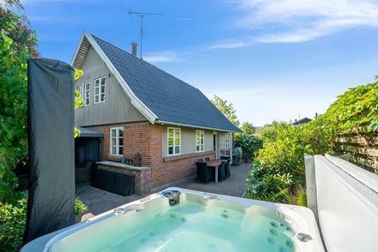 Villa på Willumsensvej i Helsingør - Swimmingpool