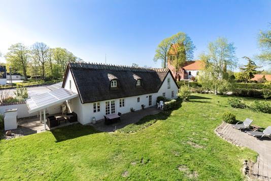 Villa på Kirkegade i Skibby - Andet