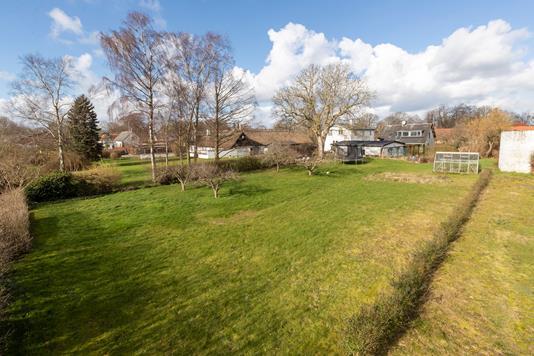 Helårsgrund på Hornsherredvej i Kirke Hyllinge - Grund