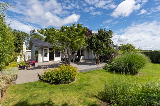 Villa på Ryttergårdsvej i Kirke Hyllinge - Ejendommen