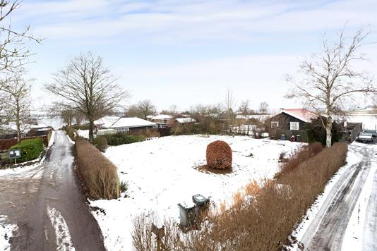Fritidsgrund på Olaf Kristiansensvej i Kirke Hyllinge - Grund