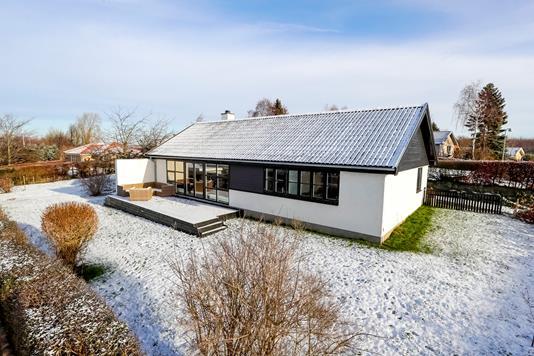 Villa på Ørebjergvej i Roskilde - Ejendommen