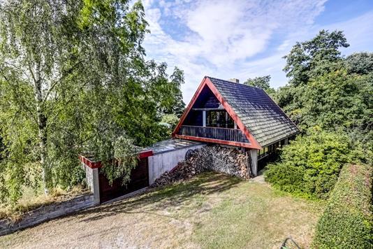 Fritidsbolig på Olaf Kristiansensvej i Kirke Hyllinge - Ejendommen