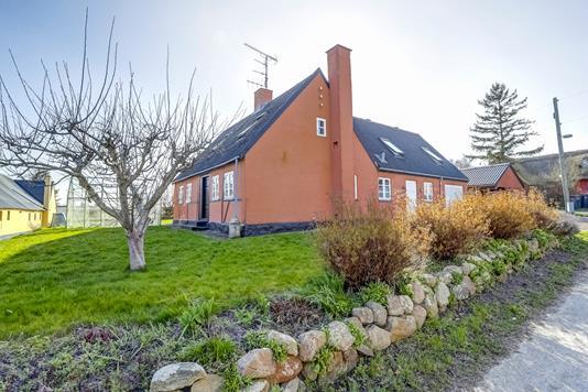 Villa på Bredvigvej i Skibby - Ejendommen