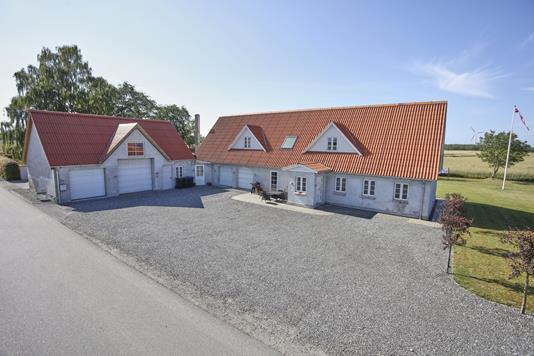 Villa på Maderupvej i Søndersø - Andet