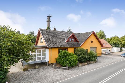 Villa på Bogensevej i Søndersø - Ejendommen