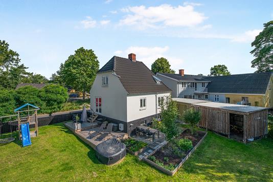 Villa på Vestergade i Fårup - Ejendom 1
