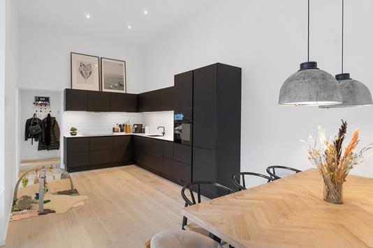 Ejerlejlighed på Søren Møllers Gade i Randers C - Køkken