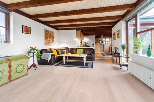 Villa på Karsevangen i Randers NV - Stue