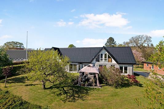 Villa på Overgaden i Randers NV - Ejendom 1