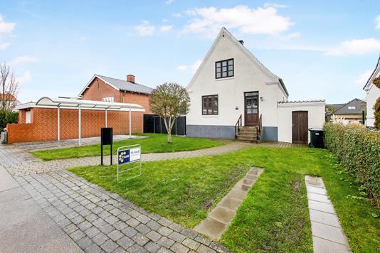 Villa på Christiansborgvej i Randers NØ - Ejendom 1