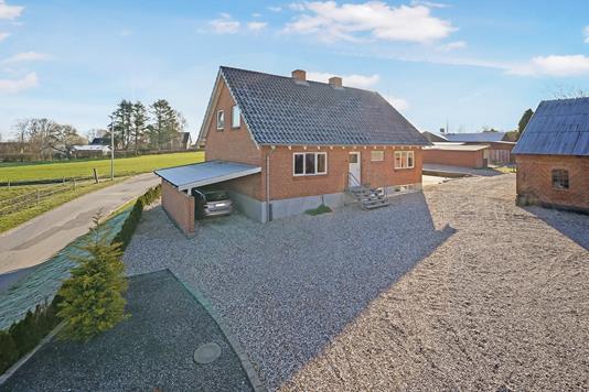 Villa på Bjørnkærvej i Randers NV - Andet