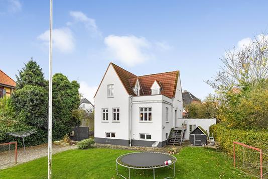Villa på Østervangsvej i Randers C - Have
