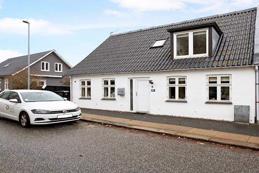 Villa på Nørrebrogade i Randers C - Ejendom 1