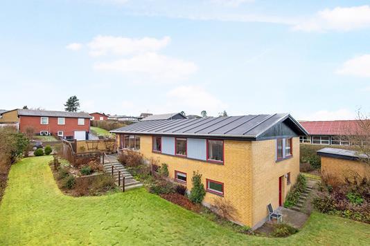 Villa på Søborgvej i Randers NØ - Ejendommen