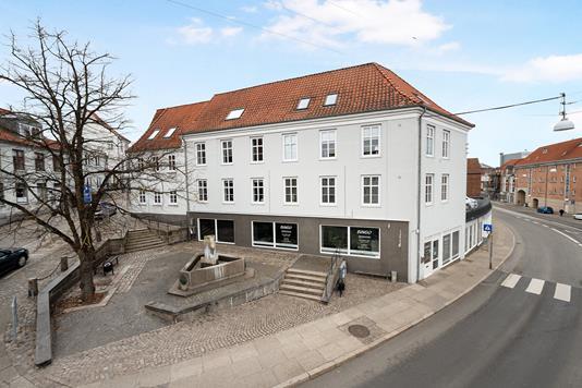 Ejerlejlighed på Møllestræde i Randers C - Ejendommen