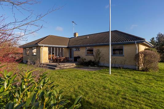 Villa på Horsevænget i Viby Sjælland - Ejendommen