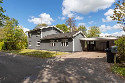 Villa på Svestrupvej i Ølstykke - Ejendommen