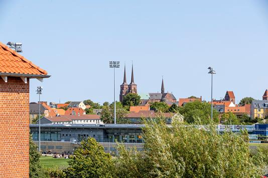 Ejerlejlighed på Møllehusvej i Roskilde - Ejendommen